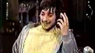 Harmony Korine on the Late Show with David Letterman