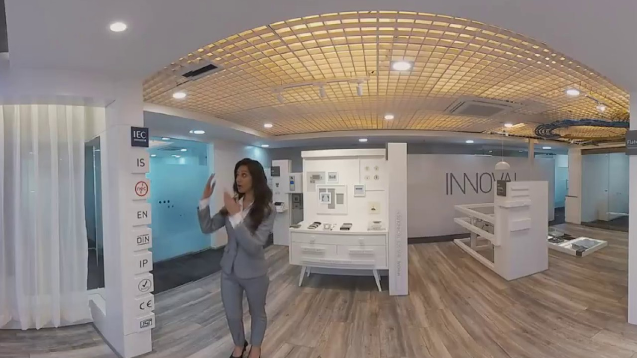 Legrand India Innoval 360 Virtual Tour Youtube Wiring A Simple Lighting Circuit Sparkyfactscouk