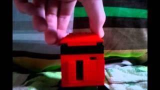 Chinese Lego Puzzle Box