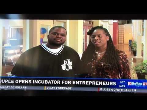 KSDK News Channel 5  w James & Kristy Jackson