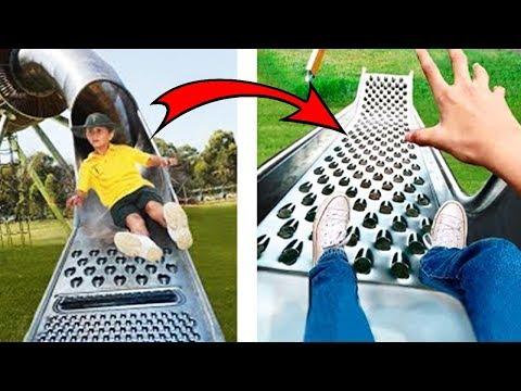 Thumbnail: 8 MOST UNUSUAL SLIDES IN THE WORLD