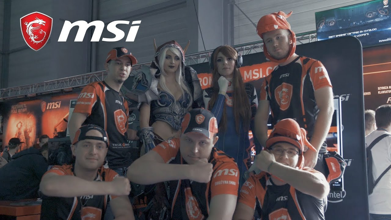 POZNAŃ GAME ARENA 2017 Highlights | MSI