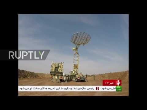 Iran: Tehran tests high-tech missile systems in defiance of US sanctions