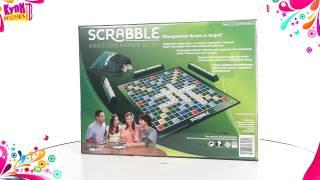 Scrabble  Настольная игра Y9618