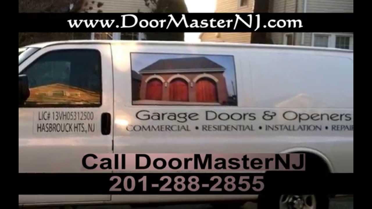 Bergen Garage Door Repairs And Door Fixes For Bergen County NJ
