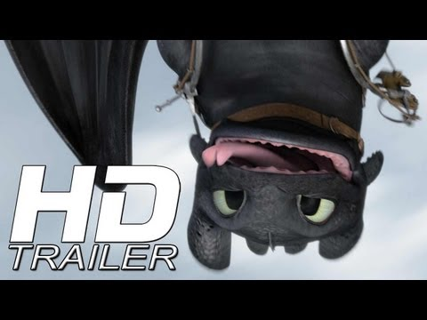 How to Train Your Dragon 2 Trailer Official - Jay Baruchel
