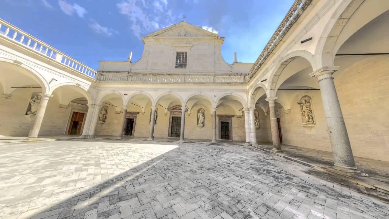 Diciasettesima tappa del cammino di san benedetto abbazia di montecassino youtube - Vi metto a tavola san benedetto ...