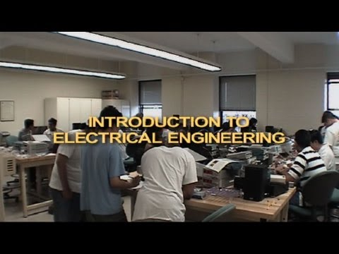 introduction to electrical engineering lab 1 Insane hours in the lab this presents an interesting dilemma for those of us trying to teach an introduction to electrical engineering.