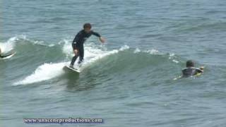 """Vince Boulanger """"The Breeze"""" Small Fun Session"""