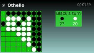 Win Othello 64-0 (Hard)