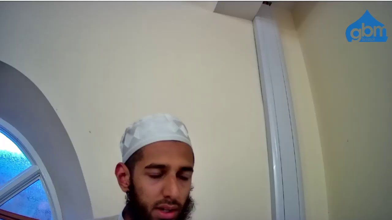 Video lecture: The chapter on the dress of Sayyidinaa Rasullulah (S.A.W)