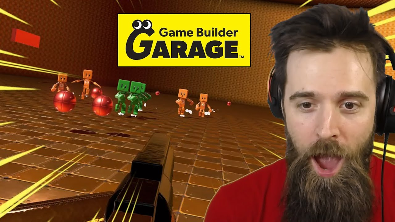 You Won't Believe THE INSANE GAMES People Are Already Making [GAME BUILDER GARAGE]