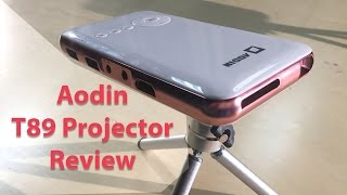 Aodin T89 Projector Review
