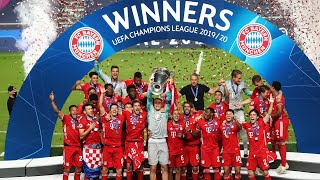 Fc bayern are european champions! the celebrations after final against paris saint-germain. #miasanchampionschampions of europe! mission red – completed!...