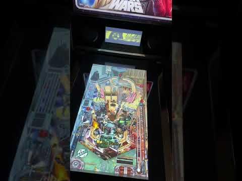 60fps Extended gameplay for Star Wars Arcade1up Pinball: Boba Fett Table from Kelsalls Arcade