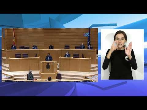 El acuerdo PP-PSOE es criticado por Vox en el Senado