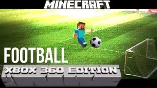 Minecraft xbox mini game | Football (Soccer) | W/download