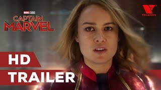 Captain Marvel (2019) HD trailer #2 | CZ dabing