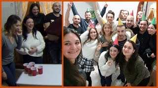 Beer Fear Pong NYE 2018 Celebration!