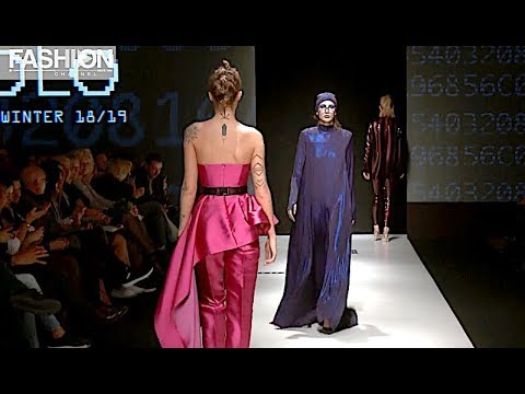 NOLO Riga Fashion Week Fall Winter 2018/2019 - Fashion Channel