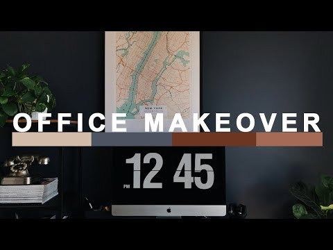 APARTMENT OFFICE MAKEOVER (INEXPENSIVE & AFFORDABLE)