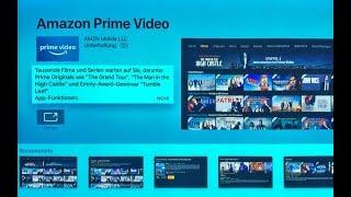 Video Amazon Prime Video App auf Apple TV 4K installieren (4K Ultra HD / HDR) download MP3, 3GP, MP4, WEBM, AVI, FLV Mei 2018