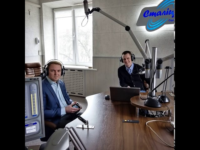 Радио Столица: всё о теннисе в Минске. В гостях Ян Драновский и Денис Садовский