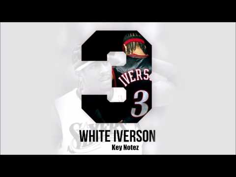 Post Malone - White Iverson ( Key Notez )