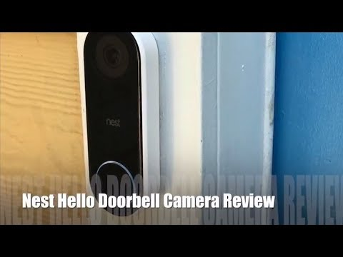 Nest Hello Doorbell Camera and Nest X Yale Door Lock Review