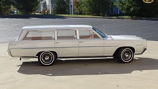 1964 Pontiac Safari Wagon for sale at Gateway Classic Cars STL