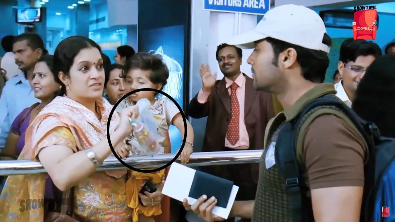 Download Surya Best Interesting Movie Scene In Airport | Interesting Videos | Show Time Videoz