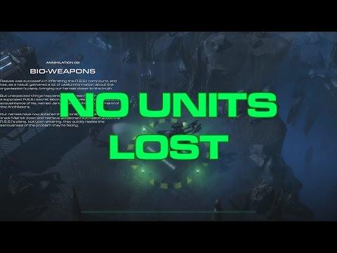 Starcraft II - Custom Campaign: Annihilation - Brutal - Mission 9: Bio-Weapons (No Units Lost)