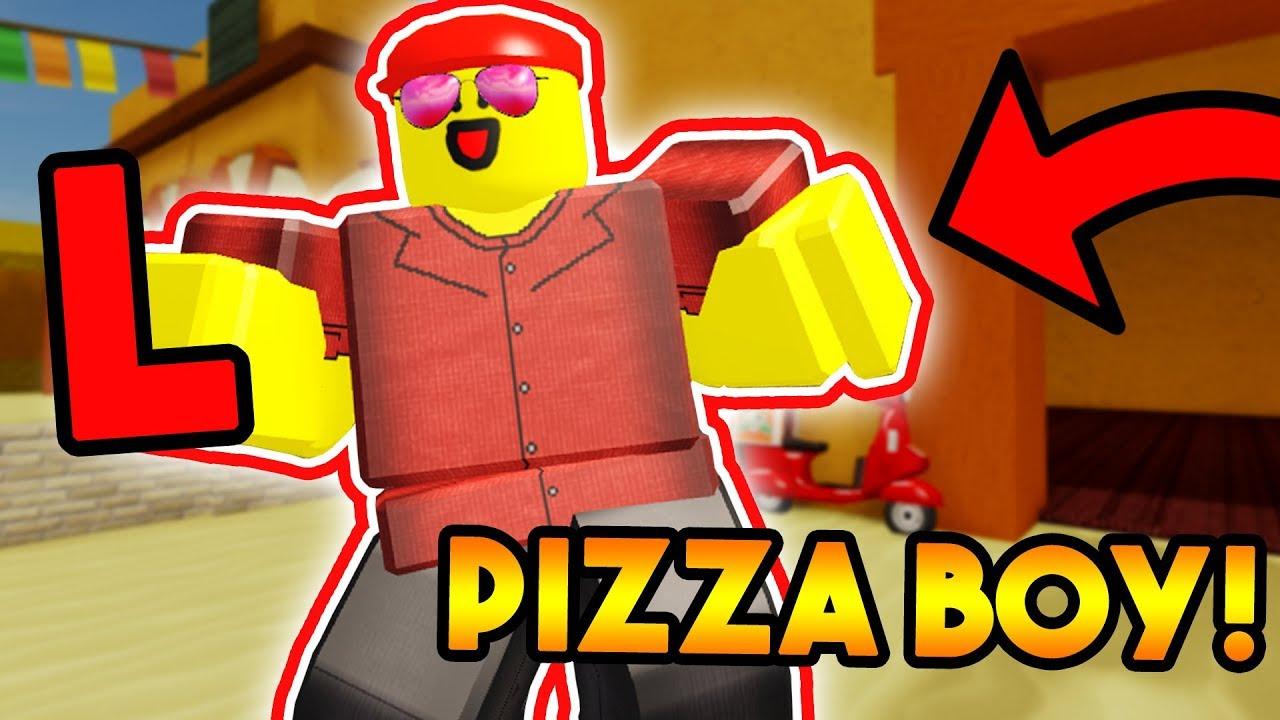 PIZZA BOY SKIN DELIVERS A FAT L