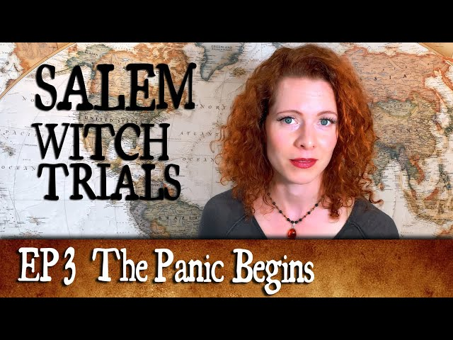 Villains and Virgins 3 : Salem Witch Trials- The Panic Begins