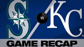 Vogelbach's HR leads Mariners to win in 10th - 4/11/19