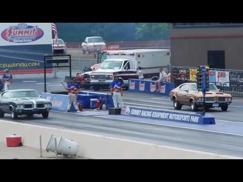 2016 Dick MIller Olds, Buick and Cadillac Nationals
