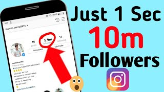Download Get 1000 Instagram Follower Daily Without Captcha Instagram
