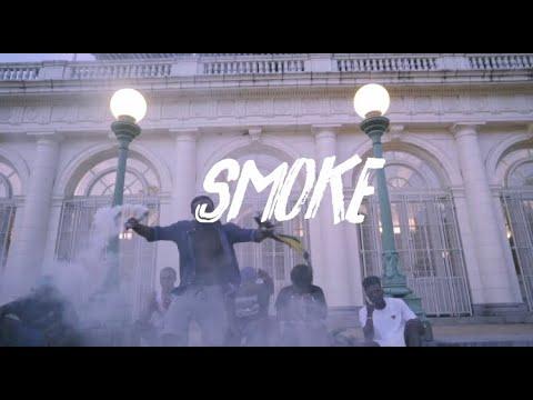 JASON PYRO - SMOKE FT. BOBBI$UPREME (OFFICIAL VIDEO)