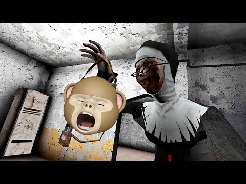 ESCAPING IN THE VAN + MASK PIECES!! NEW UPDATE!! | Evil Nun LIVE thumbnail