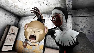 ESCAPING IN THE VAN + MASK PIECES!! NEW UPDATE!! | Evil Nun LIVE
