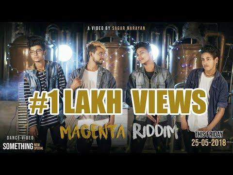 DJ Snake  Magenta Riddim  Sagar Narayan  Dance Choreography