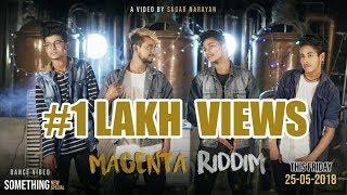 DJ Snake - Magenta Riddim | Sagar Narayan | Dance Choreography