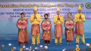 Caping Day Tari Jevens Akbid Gema Nusantara & Atro Persada Nusantara BEKASI Mp3