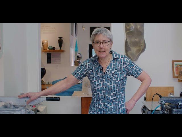 Peter Pugger VPM lerkvarn med vakuum -  Mary Fox berättar om sina erfarenheter