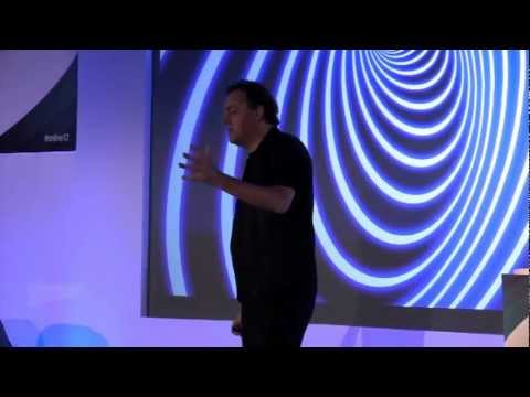 The future of data, technology and the Internet: Futurist Speaker Gerd Leonhard #Online12