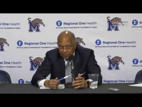 Memphis Basketball: Tubby Smith UConn Post Game Press Conference