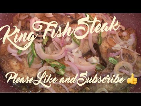 King Fish Steak 👨🏻🍳