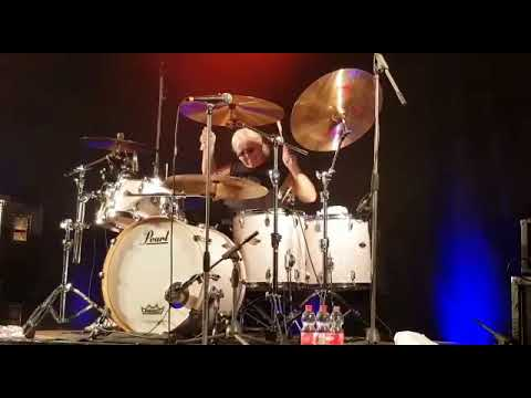 Deep Purple  Ian Paice  Drum Solo  Erfurt 2019
