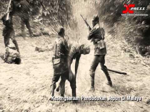 Kesengsaraan Ketika Kependudukan Jepun - Satu Video Pendek