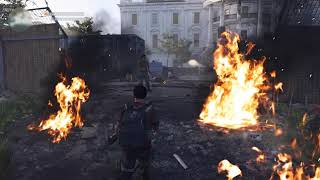 The Division 2 Technical Test First 60 Gameplay in 2193440x1440UWQHD4k